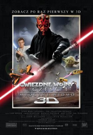 Star Wars: Episodio I - La amenaza fantasma 1871x2721