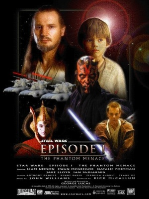 Star Wars: Episodio I - La amenaza fantasma 450x600