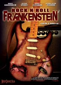 Rock 'n' Roll Frankenstein poster