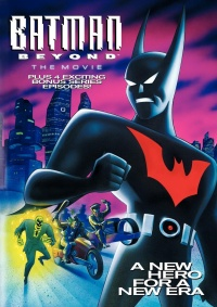 Batman do Futuro: O Filme poster