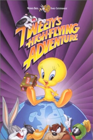 Tweety's High-Flying Adventure Cover