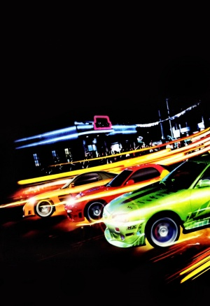 The Fast and the Furious 2000x2922