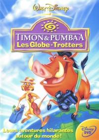 Rund um die Welt mit Timon & Pumbaa poster