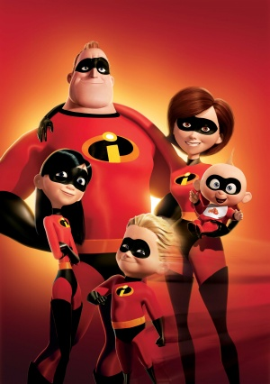 The Incredibles 3508x4979