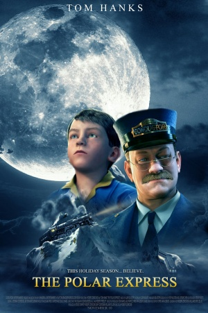 Der Polarexpress 1500x2257