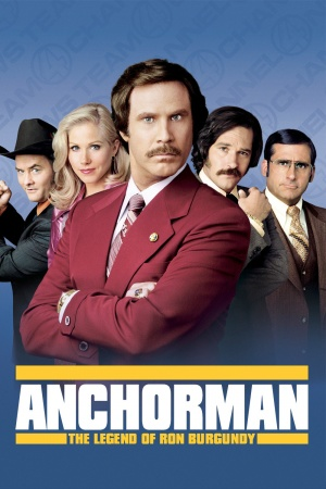 Anchorman: The Legend of Ron Burgundy 1000x1500