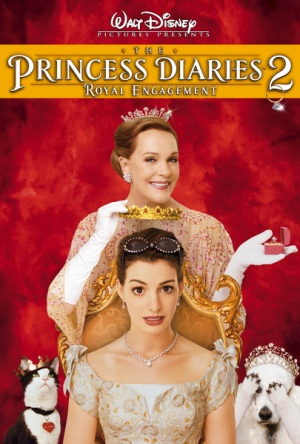 The Princess Diaries 2: Royal Engagement 405x600