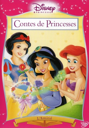 Disney Princess Stories Volume Two: Tales of Friendship Cover