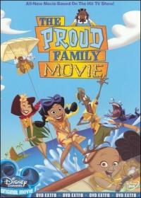 Die Prouds - Der Inselabenteuerfilm poster