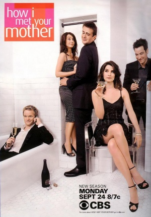 How I Met Your Mother 1044x1495