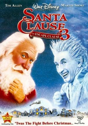 The Santa Clause 3: The Escape Clause 1530x2175