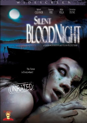 Silent Bloodnight Dvd cover