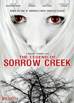 The Legend of Sorrow Creek Cover