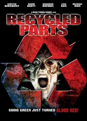 Recycled Parts Cover