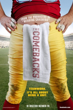 The Comebacks 533x800