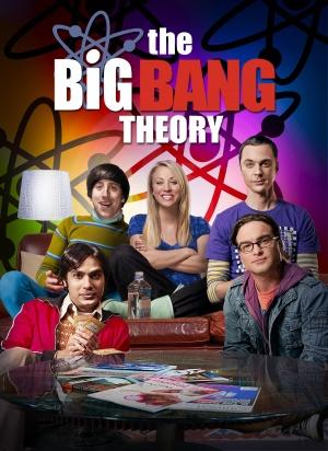 The Big Bang Theory 1575x2161