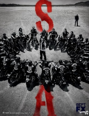 Sons of Anarchy 640x831