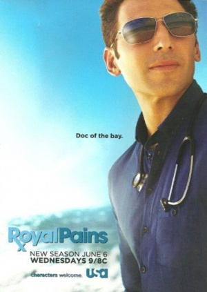 Royal Pains 370x522