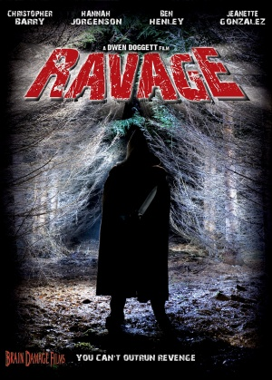 Ravage Cover