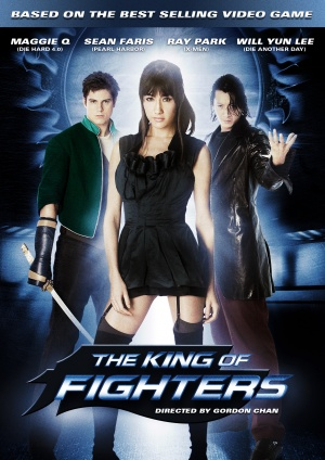 The King of Fighters 1529x2160