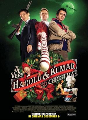 A Very Harold & Kumar 3D Christmas 1285x1754