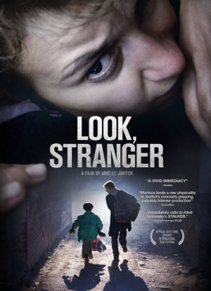 Look, Stranger Dvd cover