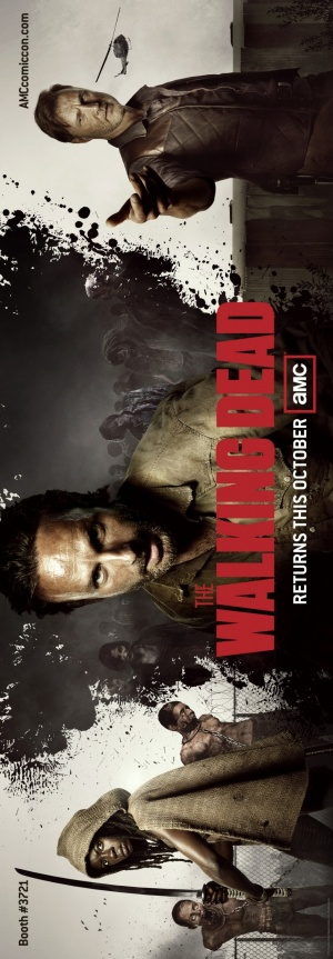 The Walking Dead 869x2500