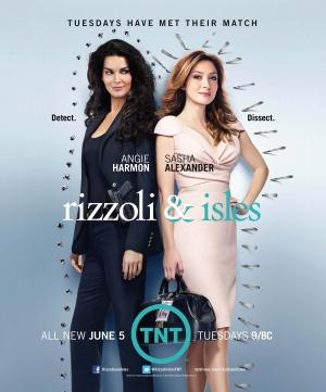 Rizzoli & Isles 2495x3000