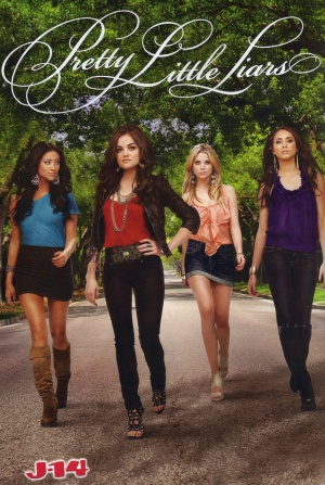 Pretty Little Liars 1341x2000