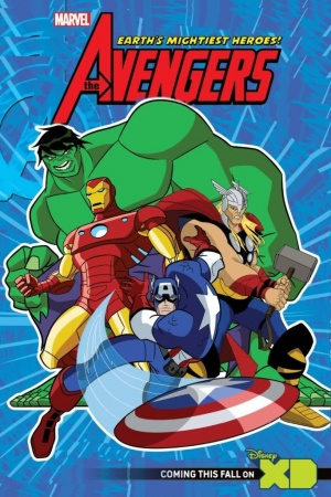 The Avengers: Earth's Mightiest Heroes 683x1024