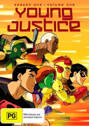 Young Justice 1521x2149
