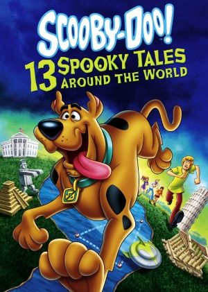 Scooby-Doo! Mystery Incorporated 1664x2337