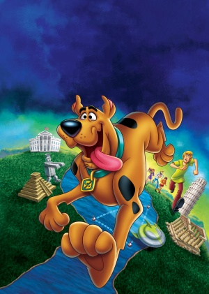 Scooby-Doo! Mystery Incorporated 2333x3271