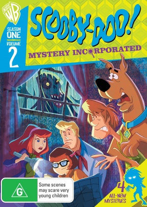 Scooby-Doo! Mystery Incorporated 1524x2150
