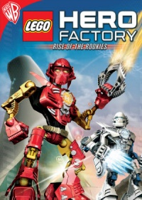 Lego Hero Factory: Rise of the Rookies poster