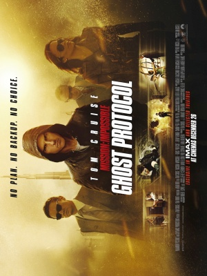 Mission: Impossible - Ghost Protocol 1107x1476