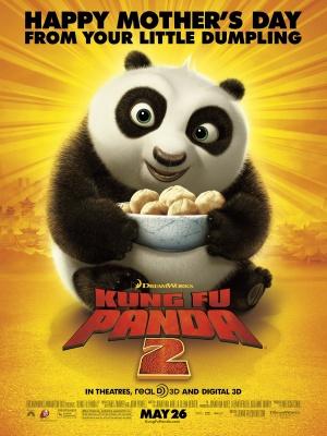 Kung Fu Panda 2 2700x3600