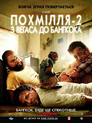 The Hangover Part II 2598x3484