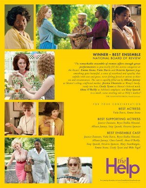 The Help 600x767