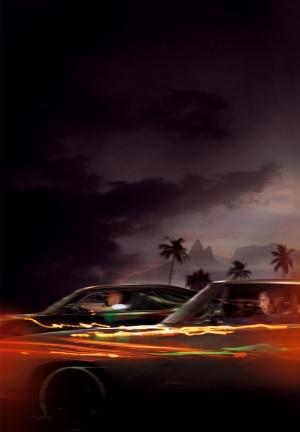 Wild Speed: Mega Max 3470x5000