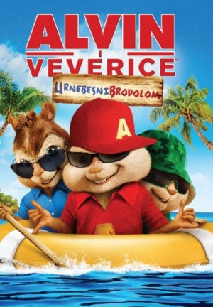 Alvin and the Chipmunks: Chipwrecked 417x600