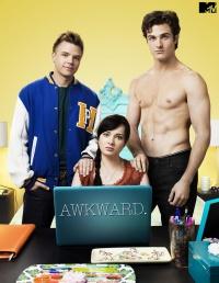 Awkward. poster