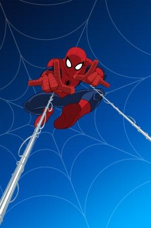 Der ultimative Spider-Man 2362x3565