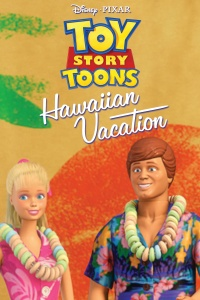 Toy Story Toons: Urlaub auf Hawaii poster
