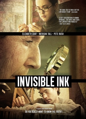 Invisible Ink Cover