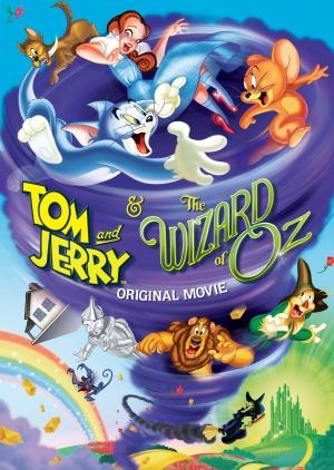 Tom & Jerry und der Zauberer von Oz 1528x2150