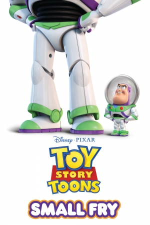 Toy Story Toons: Kleine Portion 2000x3000