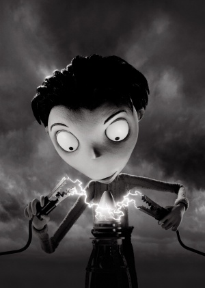 Frankenweenie Key art