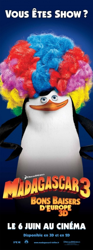 Madagascar 3: Europe's Most Wanted 1347x3600