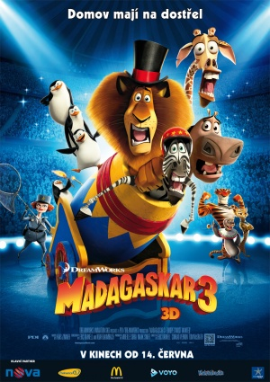 Madagascar 3: Europe's Most Wanted 1080x1529